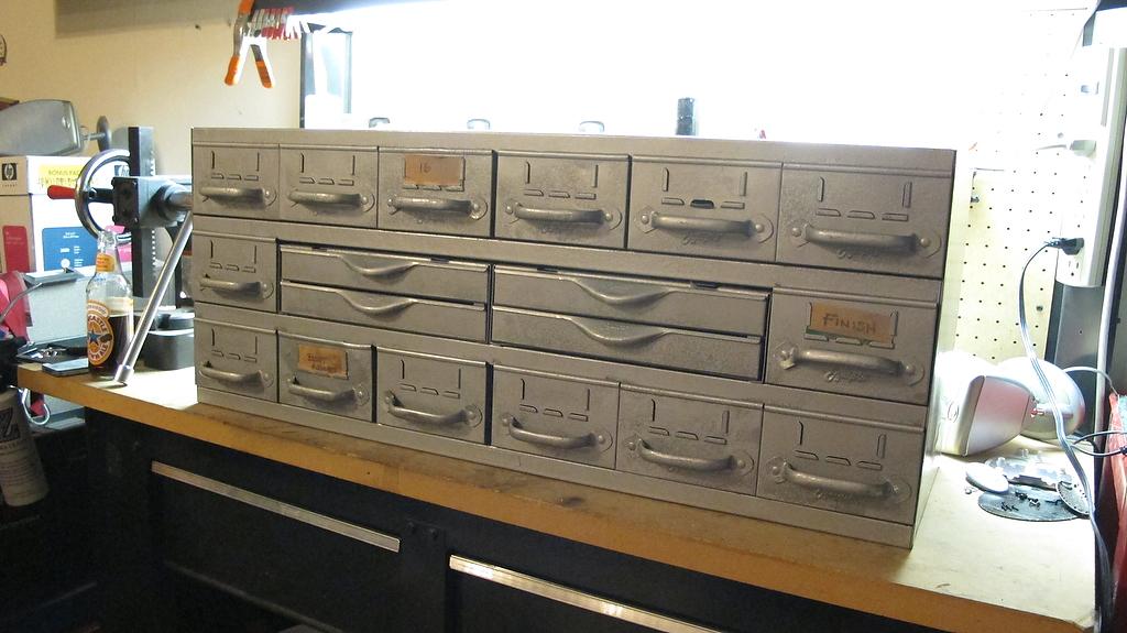 Boice Crane 1600 Drill Press Info Needed [Archive] - The Garage ...